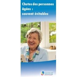 Chutes des personnes âgées : souvent évitables