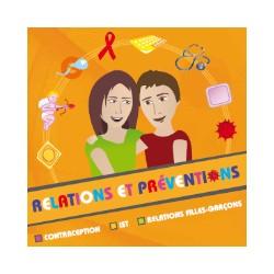 Relations et Préventions : Contraception -IST-Relations Filles/Garçons