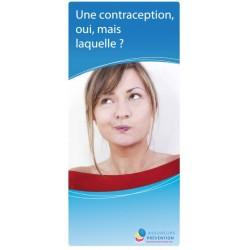 Une contraception , oui , mais laquelle?