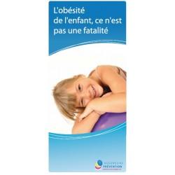 L'obésité de l'enfant, ce n'est pas une fatalité !