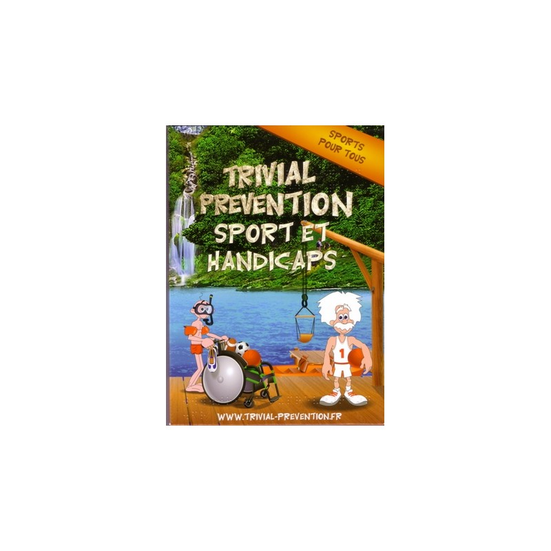 Trivial Prévention Sport et Handicaps (CDRom) - Centre de ...