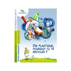 Dis plastique , pourquoi tu te recycles?