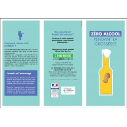 Zéro alcool pendant la grossesse (bière)
