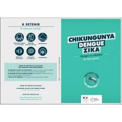 Chikungunya, dengue, zika Voyagez en adoptant les bons gestes