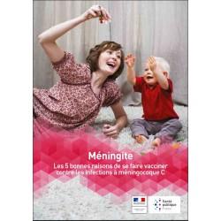 Méningite-Les 5 bonnes raisons de se faire vacciner contre les infections à méningocoque C