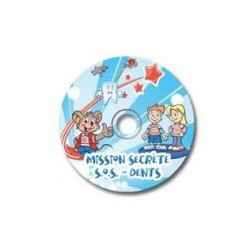 Mission secrète S.O.S.-Dents (cdrom)