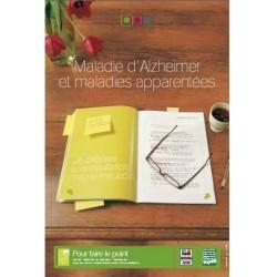 Maladies d'Alzheimer et maladies apparentées. Education pour la santé du patient. (Mallette)