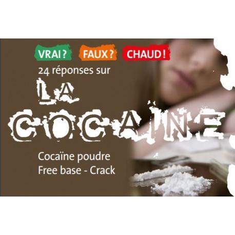 [BROCHURE] 24 réponses sur la cocaine