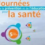 5ème édition des journées de la prévention et de l'éducation pour la santé