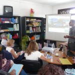 Visite de la présidente de la MILDECA à l'IREPS Réunion