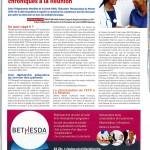 Magazine Prévention Réunion :  les articles de l'IREPS Réunion