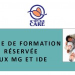 Réucare - Soirée de formation réservée aux MG et IDE