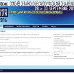 28 au 30 septembre 2016 : 10ème Congrès de pathologie cardio-vasculaire de La Réunion