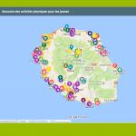 [INFO] RP974  lance un annuaire régional des clubs sportifs en ligne !