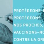 [ARS OI] Protégeons-nous, protégeons nos proches, vaccinons-nous contre la grippe