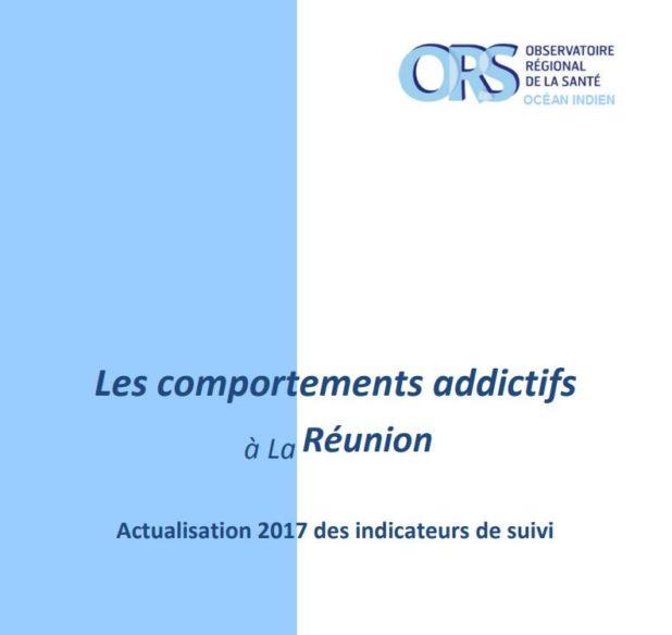 Capture Les comportements addictifs à La Réunion