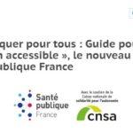 [SPF] Communiquer pour tous : Guide pour une information accessible