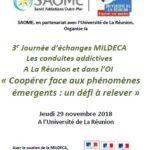 [29 novembre 2018] 3e journée d'échanges MILDECA