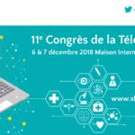[6&7 décembre 2018] 11ème Congrès de la Télémédecine