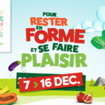[7 au 16 décembre 2018] La fête des fruits et légumes frais