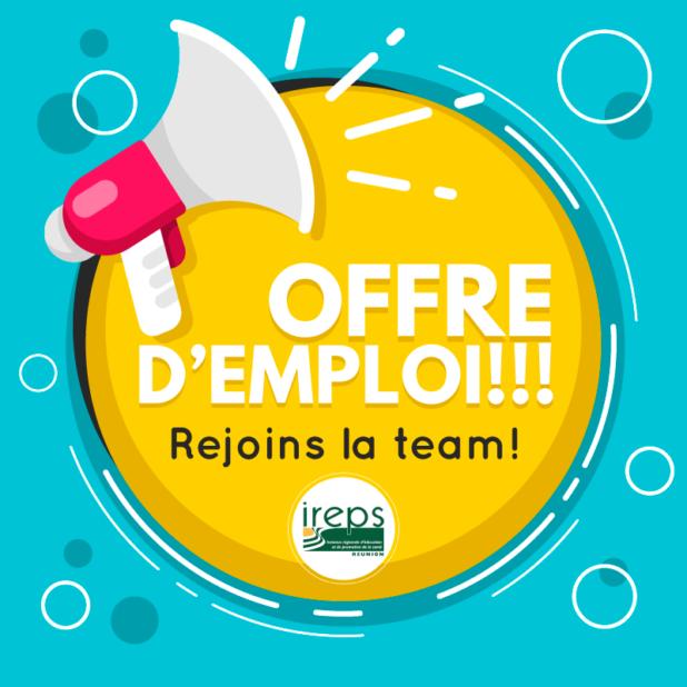 offre-demploi-ireps-reunion