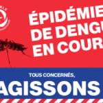 [ARS OI] Dengue à La Réunion : Recommandations à l'approche des vacances scolaires