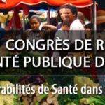 [12-13 novembre 2019] 2ème congrès de recherche en santé publique de l'Océan Indien