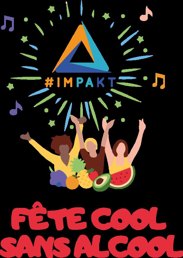 Logo impakt fete cool